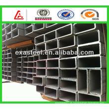2 milímetros de espessura de parede tubo quadrado soldado