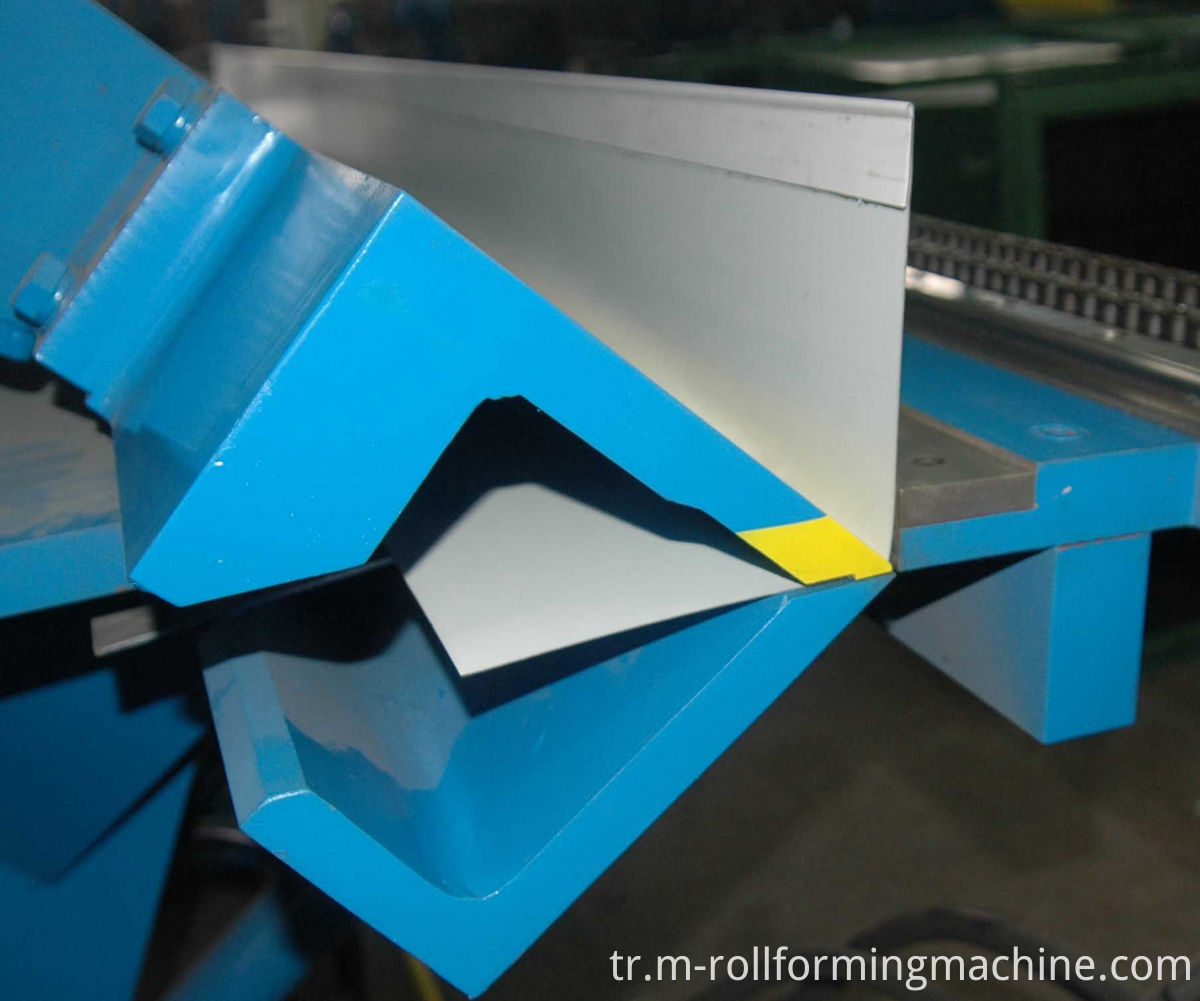 sheet folder machine