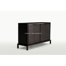 Armário de madeira casa de moderna estilo americano (SM-D24)
