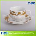 Porcelain Classic Coffee and Tea Set