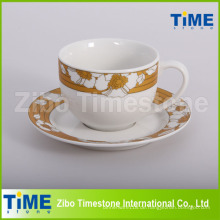 Porzellan klassisches Kaffee- und Teeservice