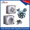 Fabricante de molde de lámina de ventilador de plástico personalizado de alta precisión pequeño