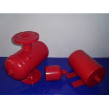 Epoxy-Beschichtungsreinigungs-Vessal für Luft und Schmutz Pn16