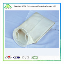 Strong acid and alkali resistant PPS fiber filter bag