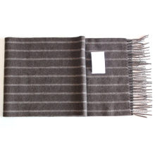 100% Iaque Lã / Malha Cashmere Yak / Homens Lã Cachecóis / Tecido / Têxtil