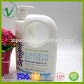 HDPE модный белый OEM пользовательский пластик 1 галлон контейнеров для упаковки шампуня