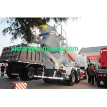 6x4 8cube Sinotruk HOWO Concrete Mixer Truck (ZZ1257N3641/SOBA)