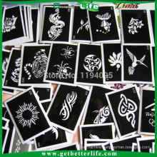 2015 getbetterlife hot selling items ready-made tattoo stencil/tattoo stencil/stencil tattoo