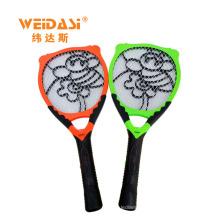 SWATTER de mosca elétrico eficaz alto do tipo de 2500V WEIDASI com tocha