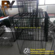 Gabion Box / Stone Cage Nets / Galvanized Welded Gabion Basket