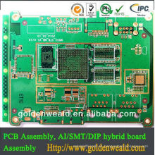 Servicios de ingeniería inversa de PCB en equipos de fabricación de PCB de Shenzhen