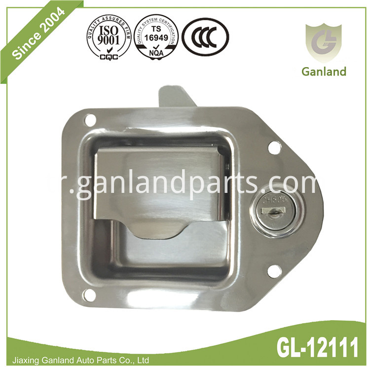 Flush Paddle Latch GL-12111