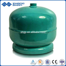 Réservoirs de gaz de cylindre de GPL utilisés à la maison 2kg Turquie