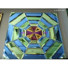 Azulejo artístico de vidro de cristal (JD-MSP-7001)