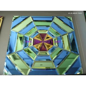 Художественное стекло плитки соединения (СД-МСП-7001)