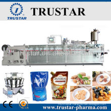 Granule Stand up Pouch Packaging Machinery