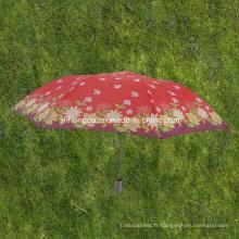 "Parapluie Pliant 20 ""X8k Polyester 2 Plis Sun (YS2F0001)"
