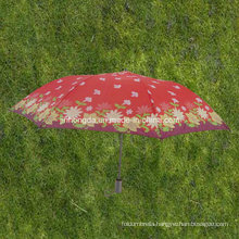 """Cheap 20""""X8k Polyester 2 Fold Folding Sun Umbrella (YS2F0001)"""
