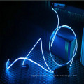 Colorful LED Glow Headphones Earphone Luminous Headset with Stereo Sound for Mobile Phone (K-688)