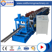 U Channel Cold Roll Forming Machinery