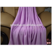 couvertures de flanelle micro fleece blanket/polaire