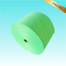 Tecido de madeira Tecido não tecido Jumbo rolo