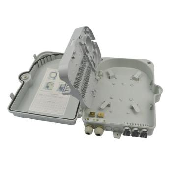 12 24 Core Fiber Splitter Distribution Box