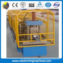Runde und quadratische Regenrinne-Walzenformmaschine