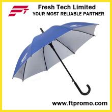 Paraguas abierto auto de 23 * 8k con la impresión de la pantalla