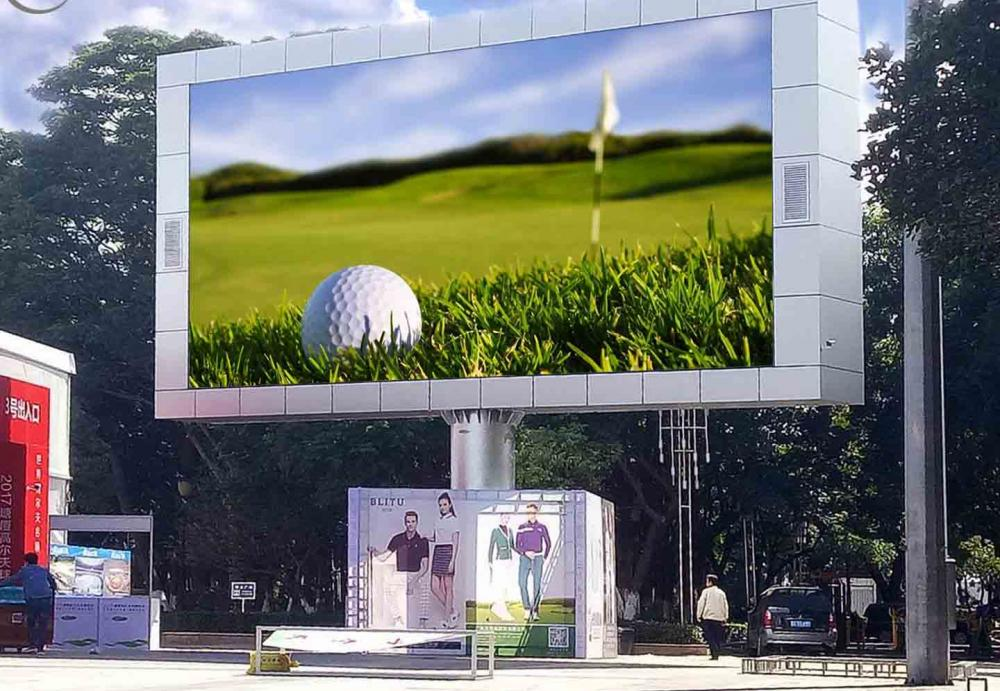Outdoor P4 Led Screen