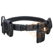 ISO Standard Manufacturer Combat Pouches Belt Duty Belt for tactical hiking outdoor sports hunting