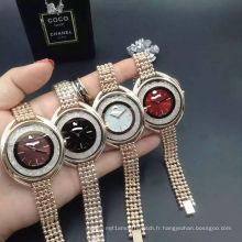 Dames mode bracelet montre chaude 2017