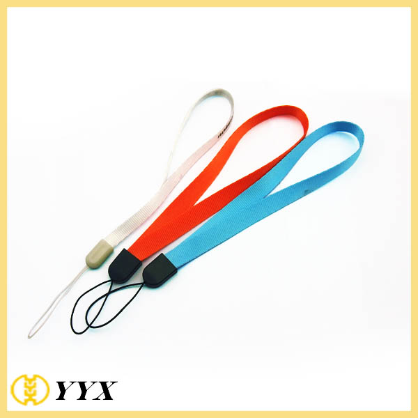short nylon lanyards