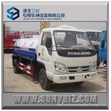 5000L Forland4X2 Wassertank LKW
