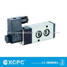 Serie de 4M placa de válvula de Control neumático tipo válvula