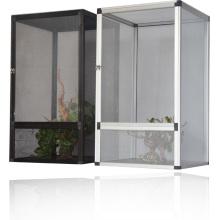 China Jaula de pantalla de aluminio de Zelig con malla o vidrio