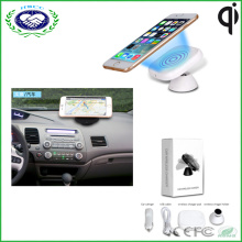 New Wireless Car Charger Magnet Qi Wireless Phone Charger Used in Car