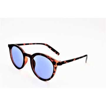 Demi Brown Fashion Sonnenbrille mit Ce Certificated UV400 Polarisierte Linsen-16311