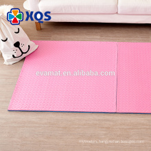Most popular non-toxic martial arts puzzle mats water proof