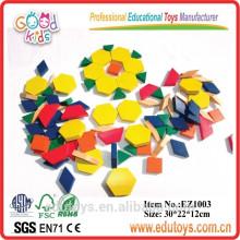 Kindergarten Farbe Lernen Pädagogisches Spielzeug Puzzle
