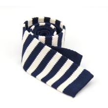 100% сплошной Цвет мужская полиэстер трикотажные галстук