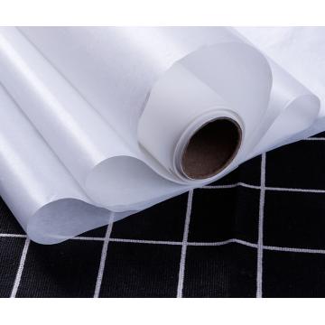 Жиронепроницаемая пищевая бумага силиконовое масло бумага в рулоне для выпечки