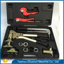 Taizhou Hot Wren Tools Engarzadora de terminal hidráulica avanzada y automática
