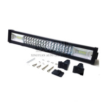 21inch Super Bright 288W SMD 3030 LED Offroad Vehicle 4X4 ATV UTV Tractor Truck used 10-30V Waterproof Three Rows Flood Lightbar