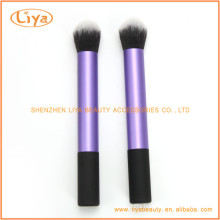 2Pcs Synthetic Cosmetic Powder Brush