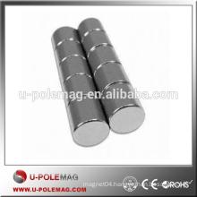 Cylinder/Rod Rare Earth NdFeB Neodymium Magnet