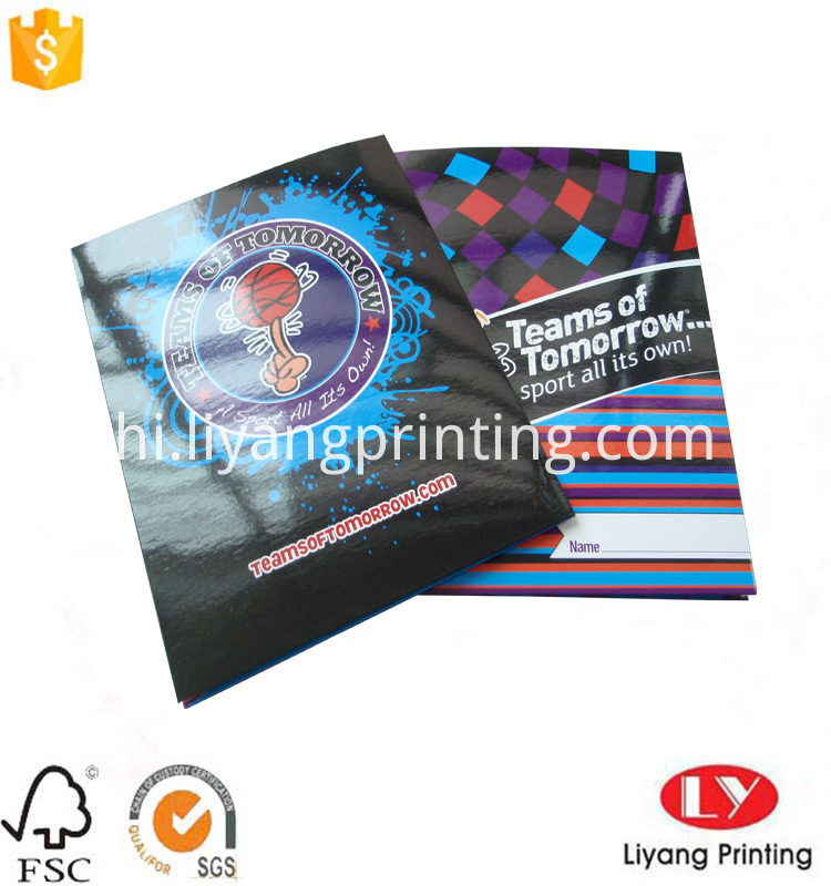 softcover catalogue printing