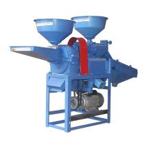 DONGYA Combina la máquina de moler arroz con tamiz vibratorio