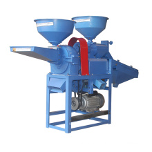 DONGYA Combine a máquina de trituração de arroz com peneira vibratória