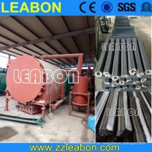 Horno de carbonización de las briquetas de madera de la venta caliente 2016 para el uso del Bbq